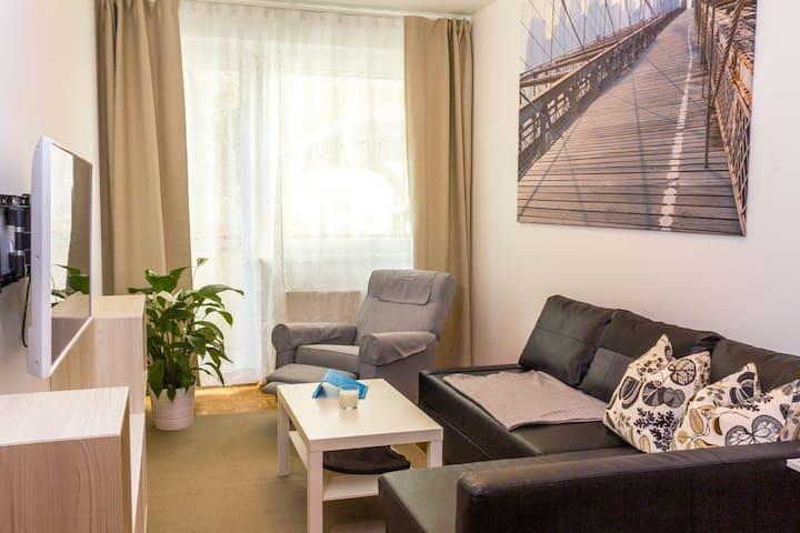 schönes Apartment ruhig im Zentrum (01) - Graz - Byt