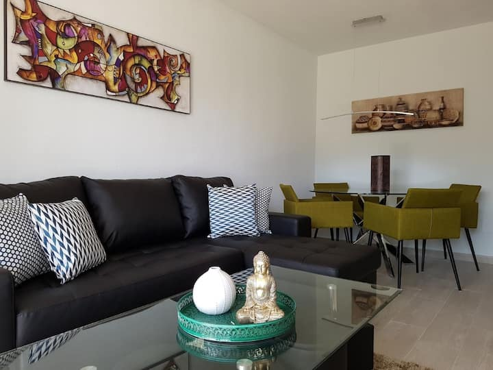 Comfort and Elegance II - 200mts from the beach