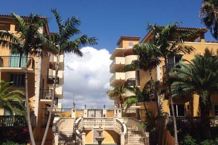 Tu Departamento en Miami en la mejor zona!! - Surfside - Pis