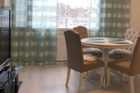 Kaksio -WiFi 100 Mb -Nice 2 room apt - Lahti