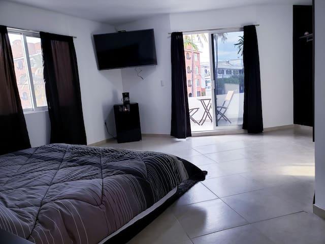 """Sabalo's Hausen """"hotel boutique"""" (principal room)"""