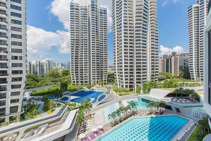 Fantastic 3BR next to Orchard/MRT! - Singapura - Casa