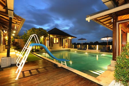 Perfect for family guest_Big Pool with great view_ - Mengwi - Villa