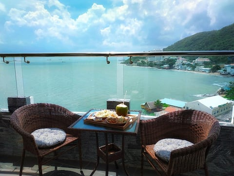 Jasmine Homestay - Beautiful SeaView Apartment