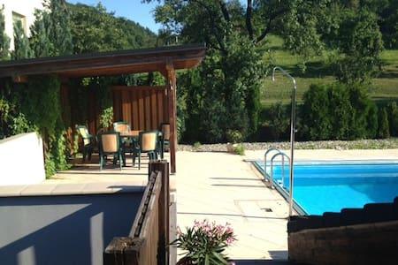 Prostorný dům s vyhřívaným bazénem - House