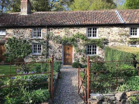 300 år gammel luksus engelsk land hytte