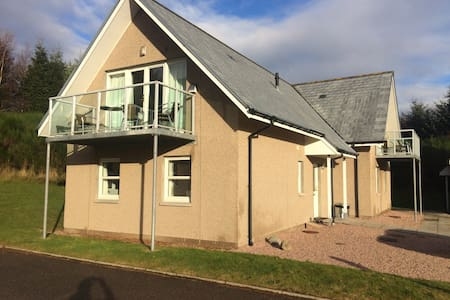Inchmarlo Resort Self Catering 3 Bed Accommodation - Aberdeenshire - Dom