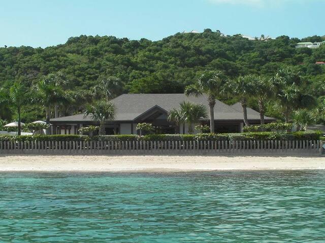 Villa PLG (7 Bedrooms) - Saint Barth - Villa