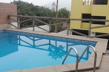habitaciones en la lima, excelente ubicación!! - Distrito de Lima - Vendégház