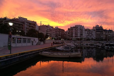 Apartment in the center of Pireas - Pireas - 公寓