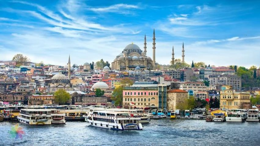 Travel guide of Istanbul