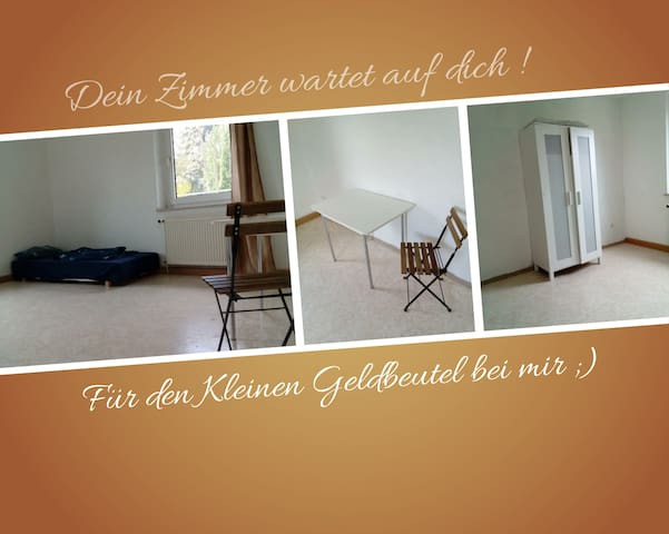 Apartment für den kleinen Geldbeutel - Bad Kissingen - Apartment