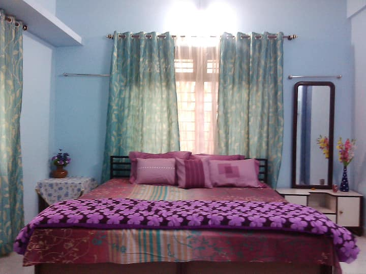 DIGVIJAY RESIDENCY STANDARD AC ROOM NO.1 GROUND FL