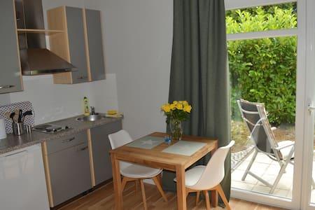 Ein-Zimmer-Wohnung am Rande Lüneburgs - Daire