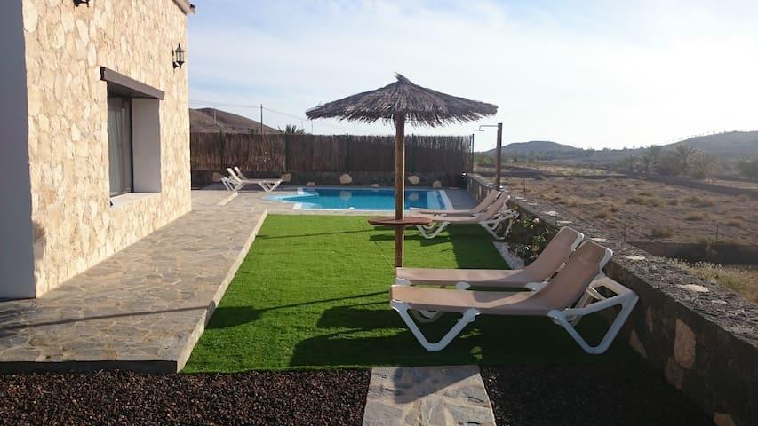 Espectacular villa el valle - Pájara - บ้าน