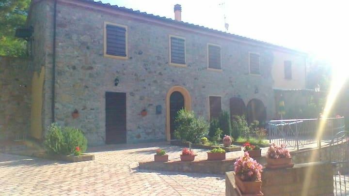 Appartamento in Antico Borgo Le Querce - Pastina