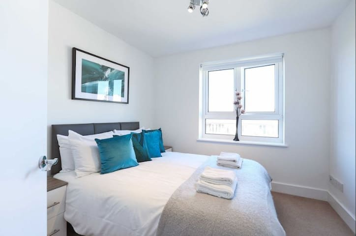 Eden Lofts  - Town Centre Apartment 1 - High Wycombe - Pis