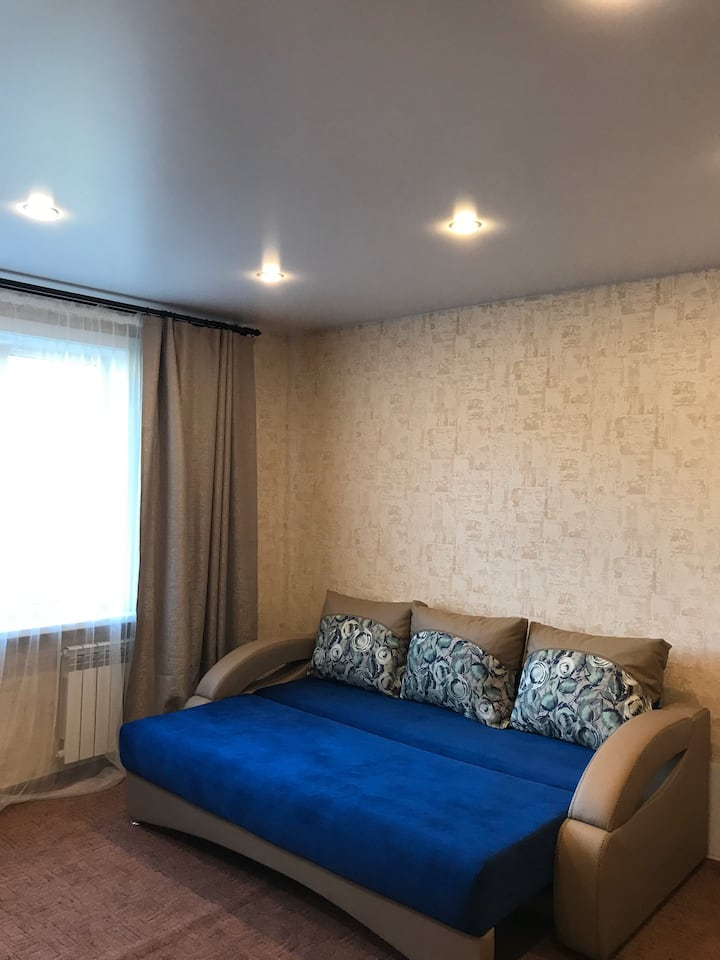 Уютная квартира на Комсомольской, 70
