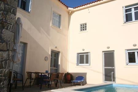 Michlin Villa - a luxury villa with plunge pool - Eresos