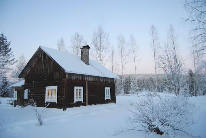 Old Finnish farmhouse