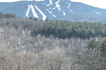 Mount Sunapee in the winter.  The most guest-friendly mountain in the Northeast!