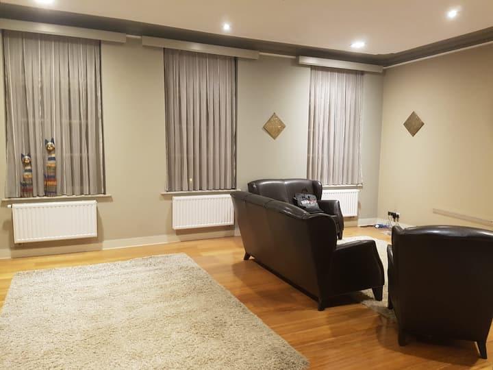 Appartement «cosy» dans maison de maître