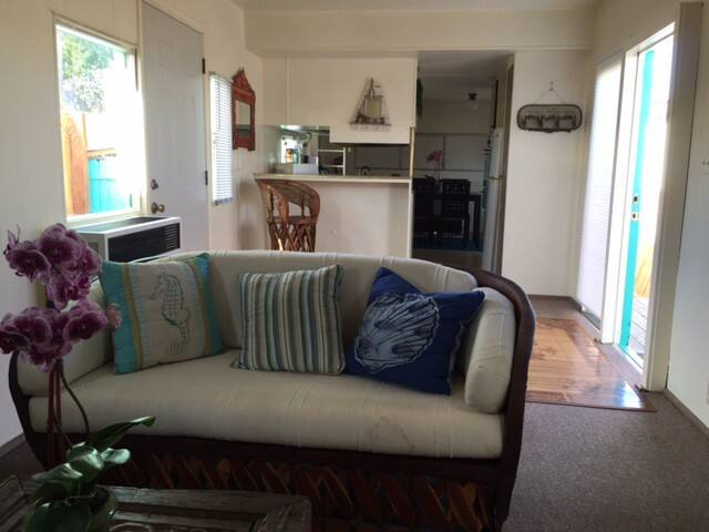 Bed and breakfast at the beach - Moss Landing