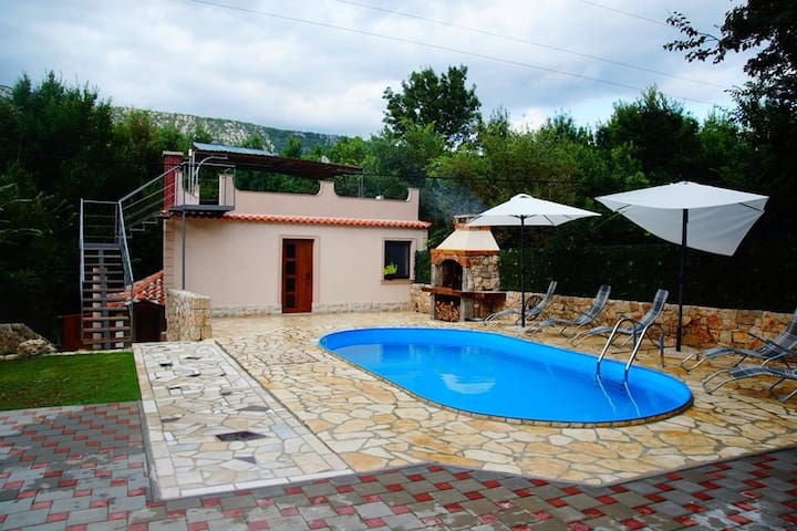 Holiday Home Luana - Bribir  - Ev