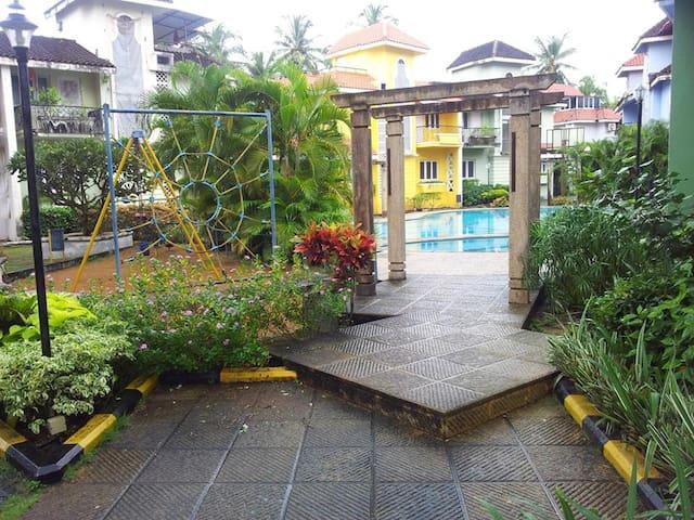 Stunning Villa close to Miramar Beach - Panjim - Villa