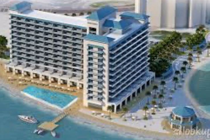 Large apartment, stunning view, on Palm Jumeirah