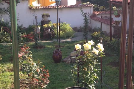 Romantique House&Garden,City Center - Gabrovo