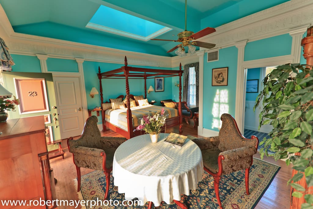 Best Bed And Breakfasts In Cape May New Jersey