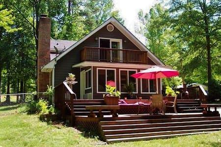 Splendid 3BR House on Jackson Lake - Mansfield