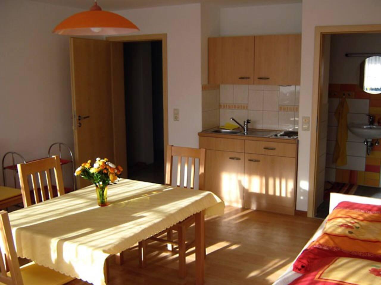 """Zimmer """"Alicante"""" 2 Einzelbetten"""