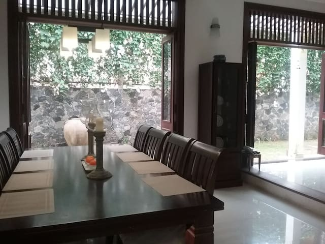 Home Dining Area