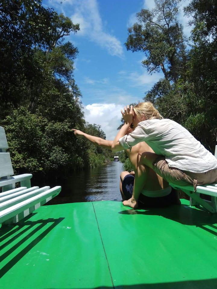 Tanjung Puting NP tour