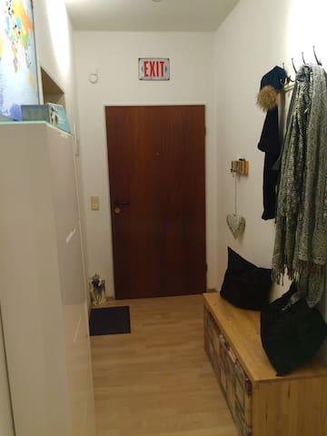 Cebit Messe Wohnung 2 Zimmer - Hannover - Appartement