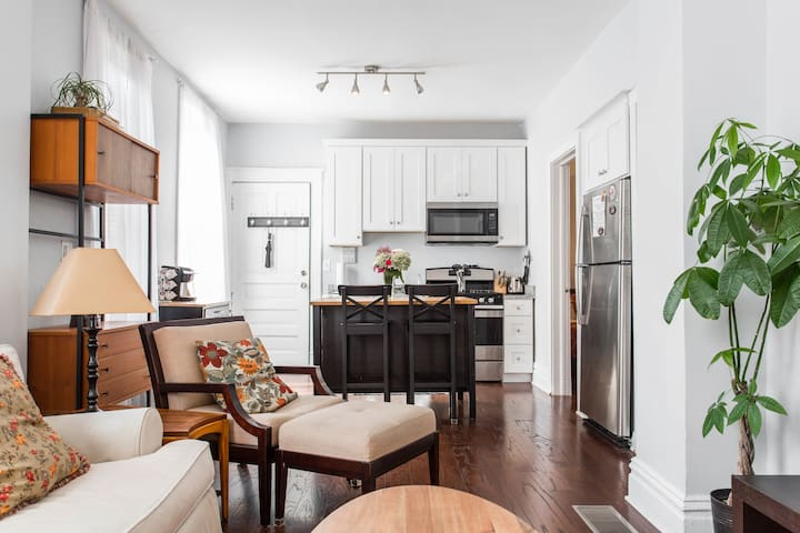 Beautiful Two Bedroom!