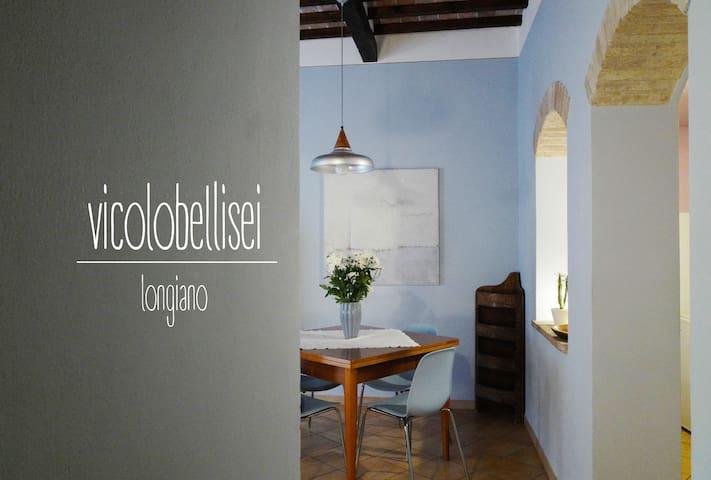 Vicolobellisei - Longiano (fc) - Longiano - Daire