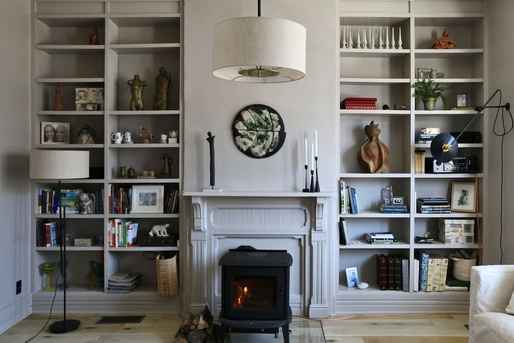 2015 Remodelista Design Award winning Living Room