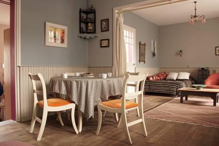 The little house - Dinard