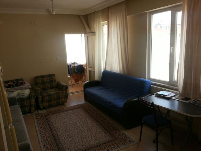 Wide and Fresh home in the Centre of Edirne