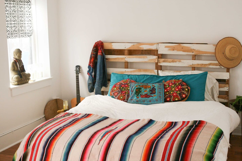 Casper Mattress with Comfy Bedding