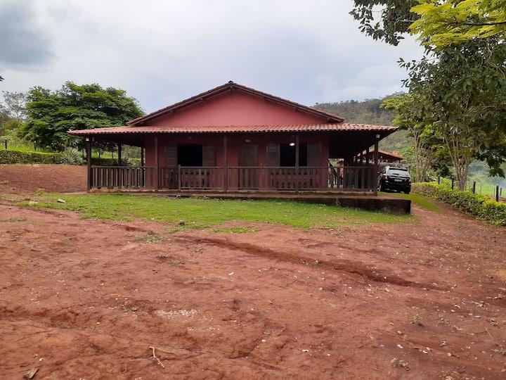 Sítio em Alecrim, Parque Estadual do Rio Preto