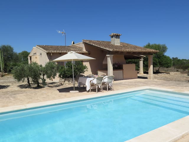 Holiday home in Cala S'Almonia for 4 persons
