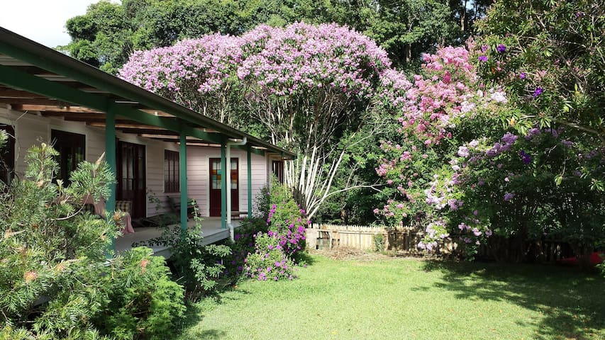 Soluna - Wilsons Creek - Hotel ekologiczny