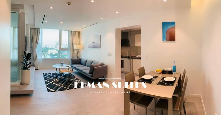 Apartmentel - Leman Condominium | 5mn to Ben Thanh