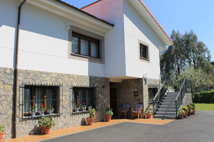 La Portilla de Serna, Apartamento 1.