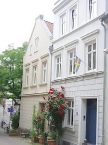 Altstadtferienwohnung nahe Koberg/Burgtor
