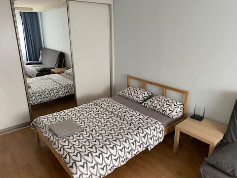 Квартира в центре Челябинска